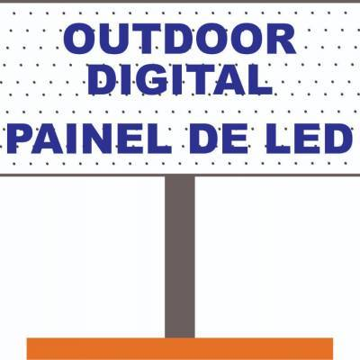 Outdoor digital - Painel de LED
